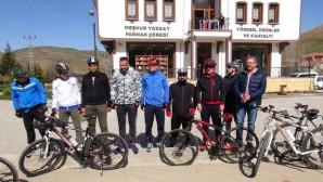 Yozgat'ta Polis Haftası 35 kilometrelik bisiklet turu ile başladı