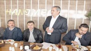 Oda Başkanı Coşkun: POMEM'in şehir esnafına katkısı yok