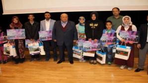 Hadis yarışması birincileri Umre ile ödüllendirildi