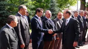 Vali Yurtnaç: Birikimlerimizi alın terimizi Yozgat için akıtacağız