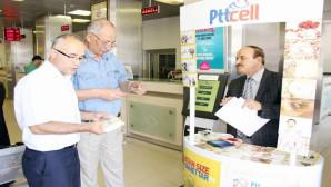 PTT'den güvenlik güçlerine özel tebrik kartı kampanyası