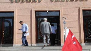 Vali Yurtnaç, Valilik binasının protokol girişini halka açtı