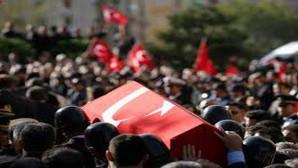 Hakkari'deki şehit ateşi Yozgat'a düştü