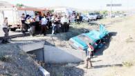 Yozgat'taki feci kazada 1'i çocuk 5 kişi öldü