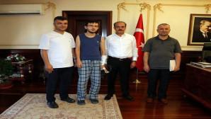 Vali Yurtnaç: Türkler, yiğit ve kahraman olarak bilinir