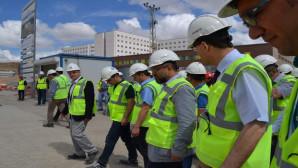 Prof. Dr. Cihan: Yozgat Şehir Hastanesi en kısa sürede açılacak