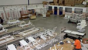 Yozgat OSB'de üretilen medikal ürünler dünya pazarında