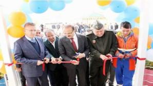 Yozgat Belediyesi Katı Atık Ayrıştırma Tesisi hizmete açıldı