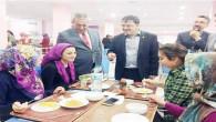 Milletvekili Başer: Öğrencilerimize otel konforunda yurtlar inşa edildi