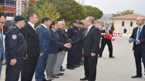 Yozgat'ın yeni Emniyet Müdürü Çengeloğlu görevine başladı
