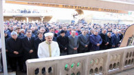 Belediyenin sevilen personeli Cihangir, dualarla son yolculuğuna uğurlandı