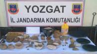 Yozgat Jandarma'dan tarihi eser operasyonu 6 gözaltı