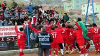 Yozgatspor'dan gol yağmuru