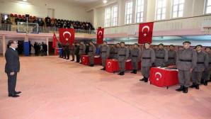 Yozgat'ta kısa dönem 60 acemi asker yemin etti