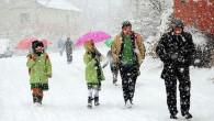Yozgat'ta okullar tatil edildi