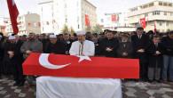 Fırat Kalkanı Harekatında Yozgat 3.ncü Şehidini dualarla uğurladı