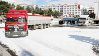 Yozgat'tan Halep'e 3 TIR dolusu un yardımı
