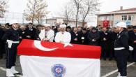 Şehit Polis Nacakoğlu dualarla son yolculuğuna uğurlandı