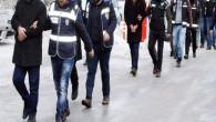 Yozgat'ta Bylock'tan 7 polis tutuklandı