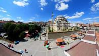 Başkan Arslan:Büyük Cami Projesi Haziran ayında başlayacak