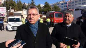 Başkan Arslan: Trafik Zabıtası ekipleri şehir içi trafiği rahatlatacak