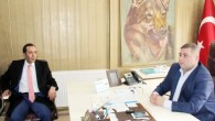 AK Partili Lekesiz'den MHP'li Sedef'e ziyaret