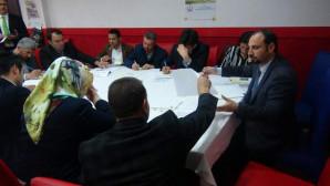 """Yozgat'ta """"Uyuşturucuyla Mücadele Çalıştayı"""" yapıldı"""