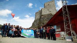 Türkiye'deki yerel gazeteciler Rize'de buluştu