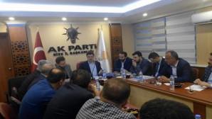 AK Partili Başer, Referandum çalışmalarında bir haftada 13 ili ziyaret etti