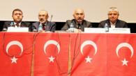 MHP'liler Anayasa değişikliği bilgilendirme toplantısı yaptı