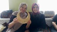 Vali Yurtnaç'ın Eşi Dilek Yurtnaç'tan Türk Ocağına ziyaret