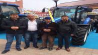 Şimşek: Türkiye'de en fazla New Holland traktörleri tercih ediliyor