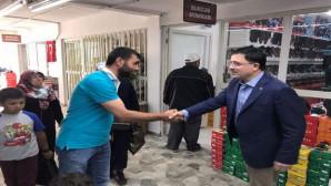 Milletvekili Başer: Yatırımların tamamlanması ile Yozgat daha hızlı gelişecek
