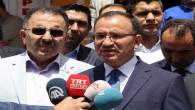 Adalet Bakanı Bozdağ, yarın Yozgat'ta