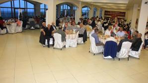 Şehit ve Gazi aileleri ÇEDAŞ iftarında bir araya geldi
