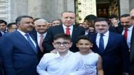 Meclisin tamiri için harçlığını gönderen Utku, Erdoğan'ın misafiri oldu