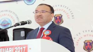 Adalet Bakanı Bozdağ: 15 Temmuz'dan sonra 168 Bin 801 kişi hakkında adli işlem yapıldı