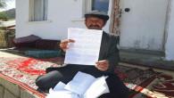 75 yaşındaki halk aşığı şiirleri ile okuyucularının beğenisini kazanıyor