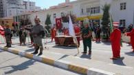 30 Ağustos Zafer Bayramı Yozgat'ta da coşkuyla kutlandı