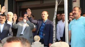 Yozgat'tan 342 hacı adayı dualarla kutsal topraklara uğurlandı