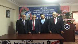 Yozgat SMMO'dan Zafer Bayramı Kutlama Mesajı