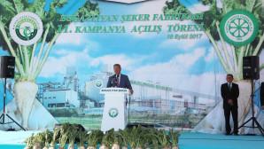 Akay: Randevulu söküm sayesinde şeker çiftçimiz 45 Milyon TL kazanacak