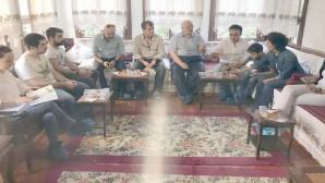 Yozgat Devlet Hastanesinin ilk Beyin Cerrahı Yozgat'ta hasret giderdi