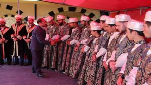 Yozgat'ta 22 hafıza düzenlenen törende icazet belgeleri verildi