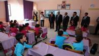 Yozgat'ta 78 Bin 486 öğrenci için ilk derz zili bugün çaldı