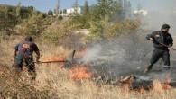 Yozgat Belediye İtfaiyesi 435 yangına müdahale etti