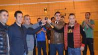 Çekerek'te 24 Kasım'a özel Öğretmenler Voleybol Turnuvası