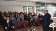 Okul Müdürlerine madde bağımlılığı semineri verildi