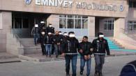 Yozgat'ta uyuşturucu operasyonu: 4 tutuklama