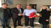 AK Parti Teşkilatından emekli öğretmene ziyaret